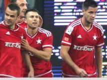Wisła Kraków - Korona Kielce 0:0