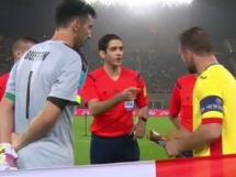 Włochy - Rumunia 2:2