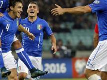 Włochy 1:0 Szwecja