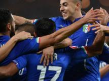Włochy 2:0 Hiszpania
