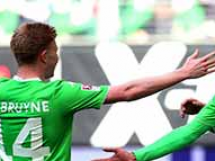 VfL Wolfsburg - Hannover 96 2:2