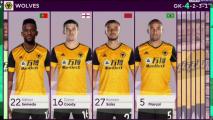 Wolverhampton 1:1 Tottenham Hotspur [Filmik]