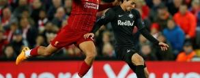 Red Bull Salzburg 0:2 Liverpool