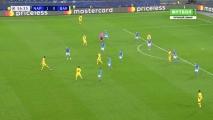 Napoli 1:1 FC Barcelona [Filmik]