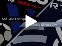 San Jose Earthquakes 0:0 Kansas City