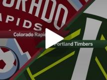 Colorado Rapids 2:1 Portland Timbers