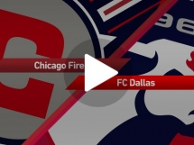 Chicago Fire 2:1 FC Dallas