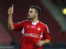 MFK Košice - Wisła Kraków 1:0