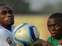 Zambia 1:1 DR Konga