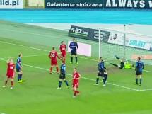 Zawisza Bydgoszcz - Piast Gliwice 2:0