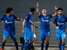 Vardar Skopje 0:5 Zenit St. Petersburg