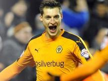 Kolejny gol Michała Żyro dla Wolverhampton
