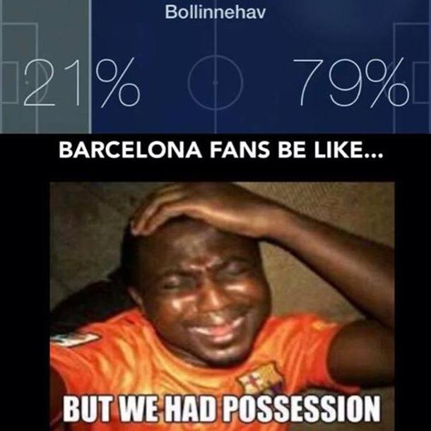 Zmartwienia Barcelony