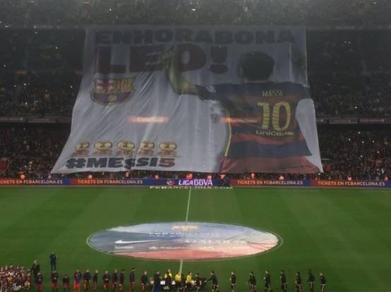 Oprawa Barcelony