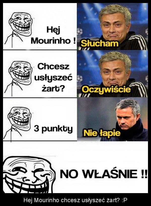 Hej Mourinho!