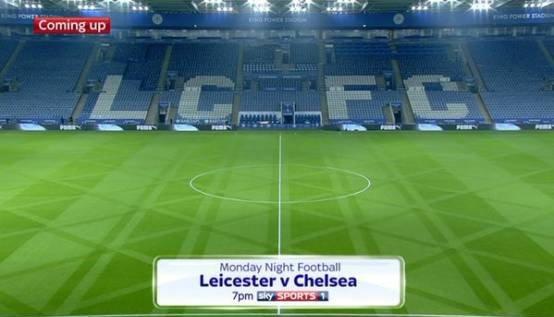 Murawa na stadionie w Leicester